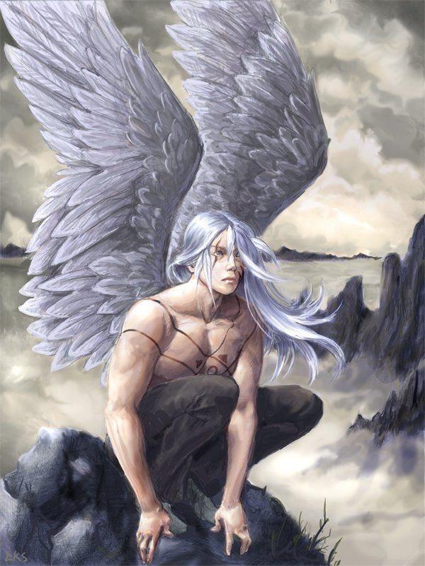 Я, вообще-то, ваш ангел-хранитель!
