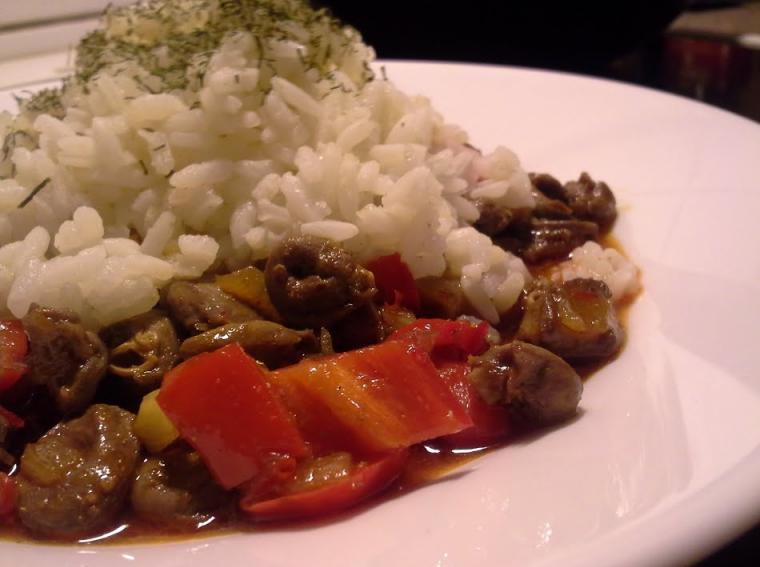 Что можно приготовить с куриными сердечками: простые и вкусные рецепты