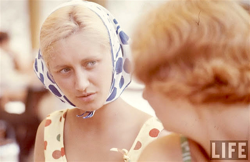 Как жила советская молодёжь в 1967 году. Снимал американский фотограф Билл Эппридж 66