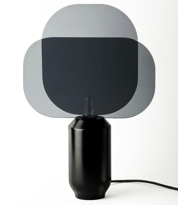 Как создать акцент в интерьере: скульптурная геометрия светодиодных светильников