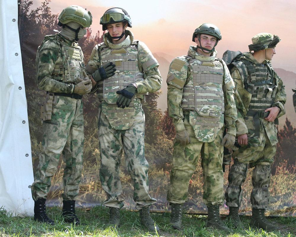 Росгвардия показала лучшую продукцию российской оборонки