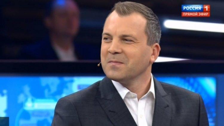 Ведущий Попов поставил на место украинца в прямом эфире ТВ.