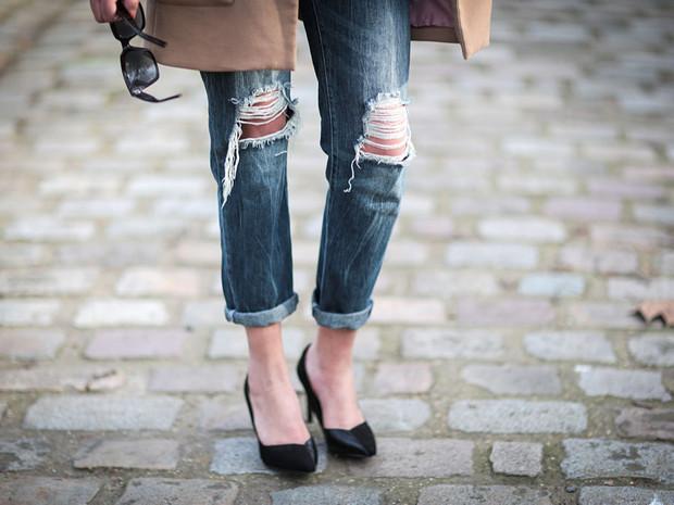 5 идеальных моделей джинсов для высоких