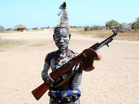 Новая Зеландия будет выкупать у населения штурмовые винтовки и полуавтоматы