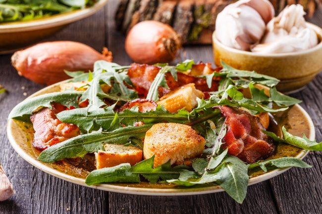 Вкусные весенние блюда для последних дней мая