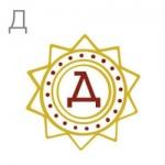 Азбука в виде логотипов городов