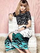 Имоджен Путс (Imogen Poots) в фотосессии Джейсона Кима (Jason Kim) для журнала Flare (март 2014)