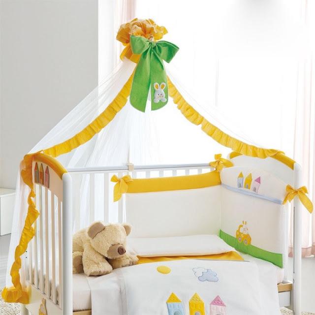 Детские балдахины на кроватку своими руками фото 267