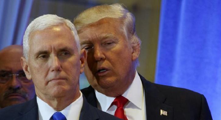 Трамп и Пенс
