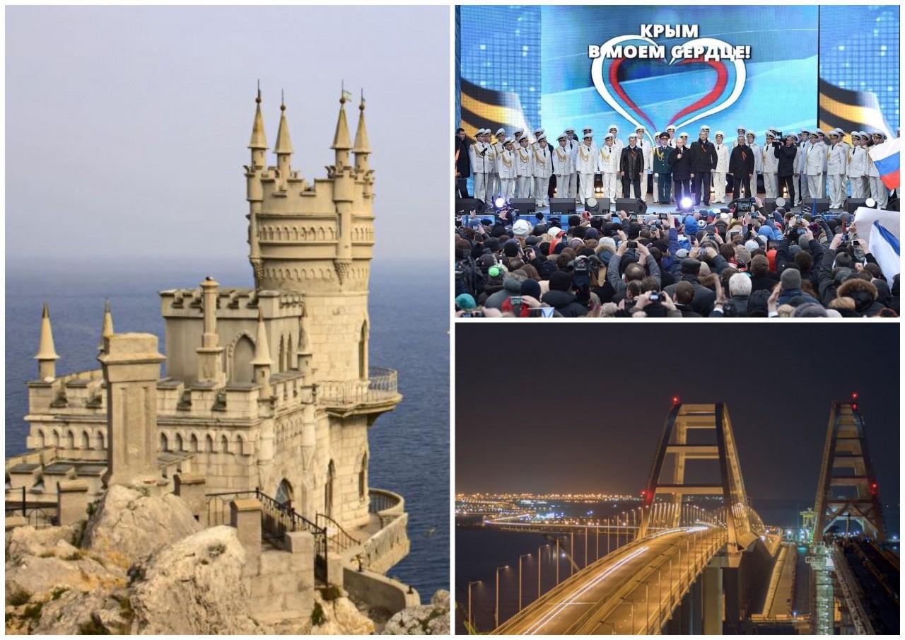 «Мы серьезно относимся к тому, что получили»: крымчанин в День Республики назвал главное приобретение полуострова в 2014 году