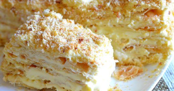 «Прага», «Наполеон» и «Медовик»: три самых вкусных торта, которые не нуждаются в рекламе.