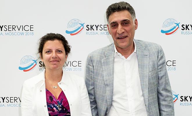 Тигран Кеосаян и Маргарита Симоньян ждут ребенка