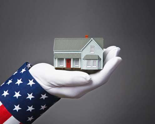 """В США """"взлетели"""" цены на жилье!"""