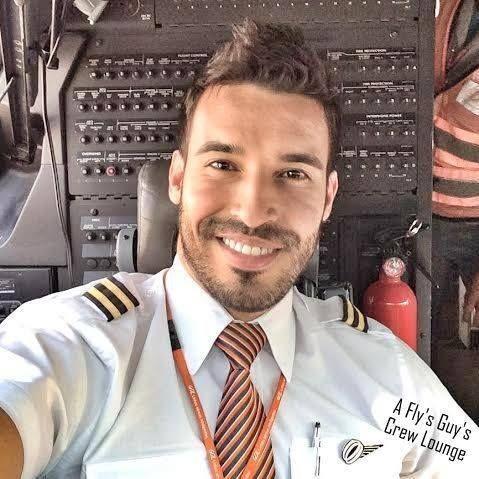 25.  Самый сексуальный пилот селфи Бразилия - Gol Transportes Aéreos люди, пилоты, стюардессы