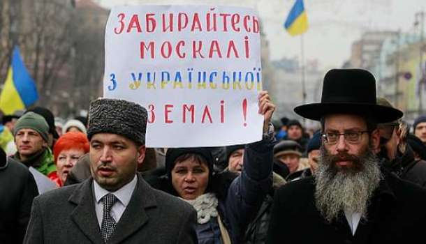 Ещё можно справа налево писать: украинцы придумали еще один способ доказать, что они— нерусские