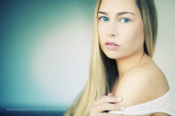 Портретыне снимки от Фрэнка Дэкера