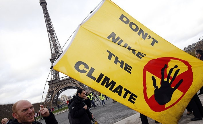 Трамп и правда об изменении климата