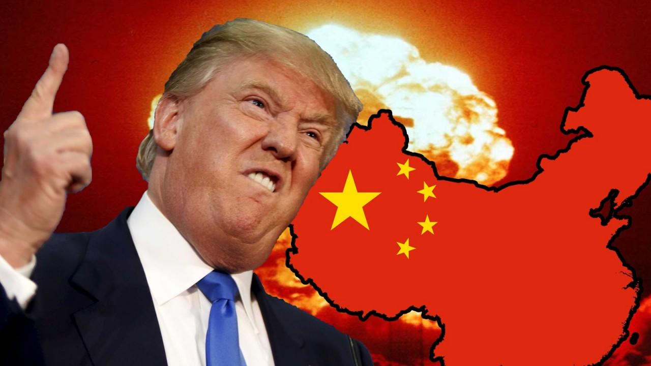 Трамп прямо объявил о намерении полностью убить Китай