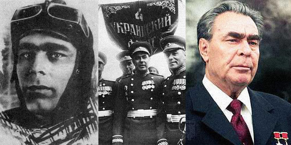 Золотое время Брежневского «застоя»
