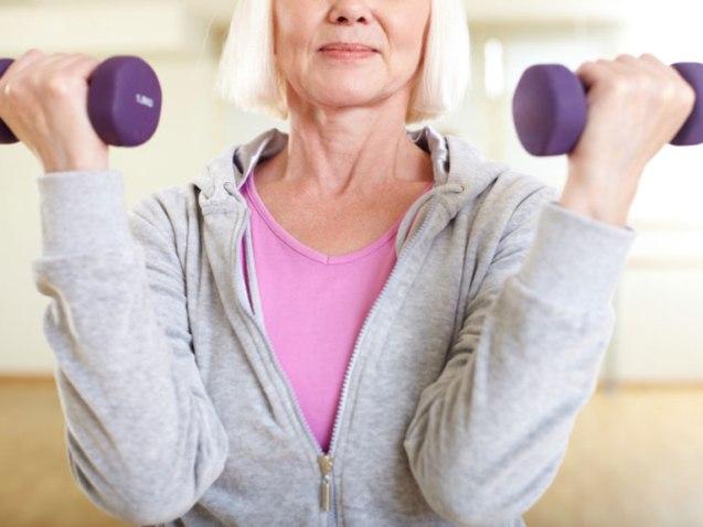 Если вам за 30, вы потеряли уже до 40% мышечной ткани