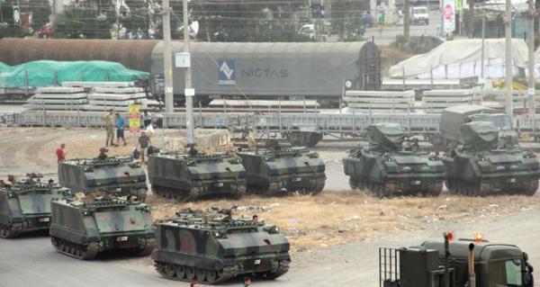 Турция и«Аль-Каида» сразятся заИдлиб? Стянули силы кгранице Сирии