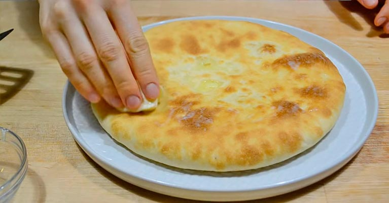 Вкуснейшие осетинские ПИРОГИ с КАРТОШКОЙ и сыром