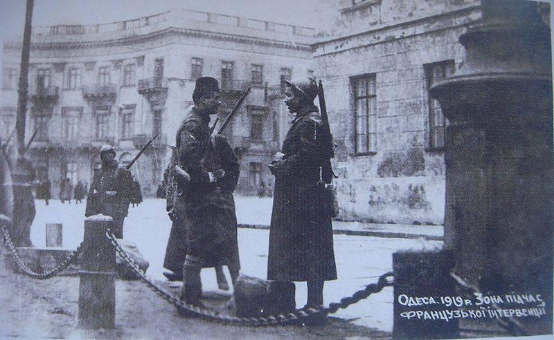 Как англичане создали Вооружённые силы Юга России