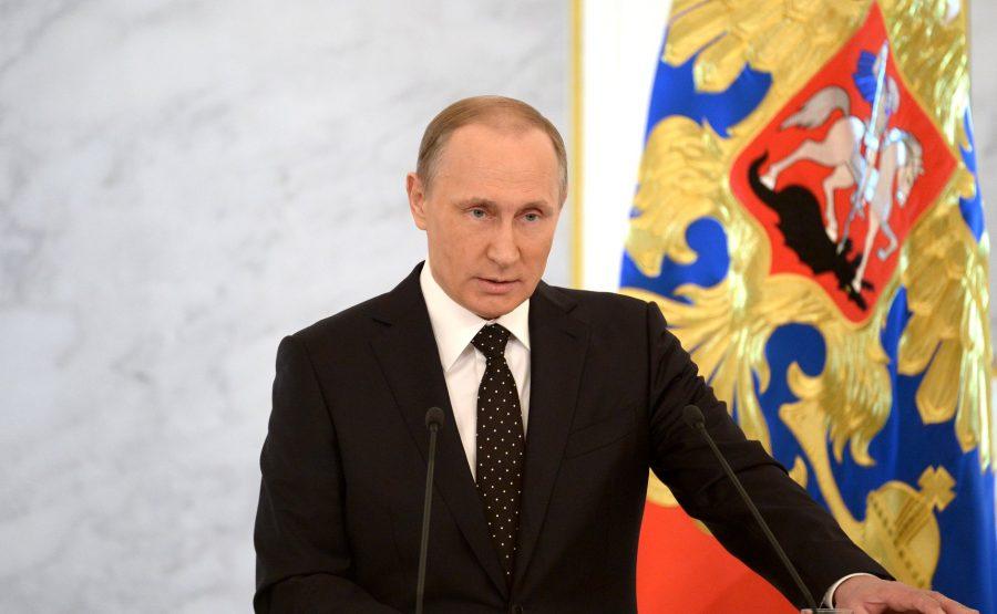 Сергей Веселовский: Путин и Украина