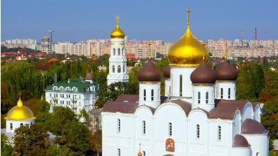 В Одессе провозгласили республику Новороссию