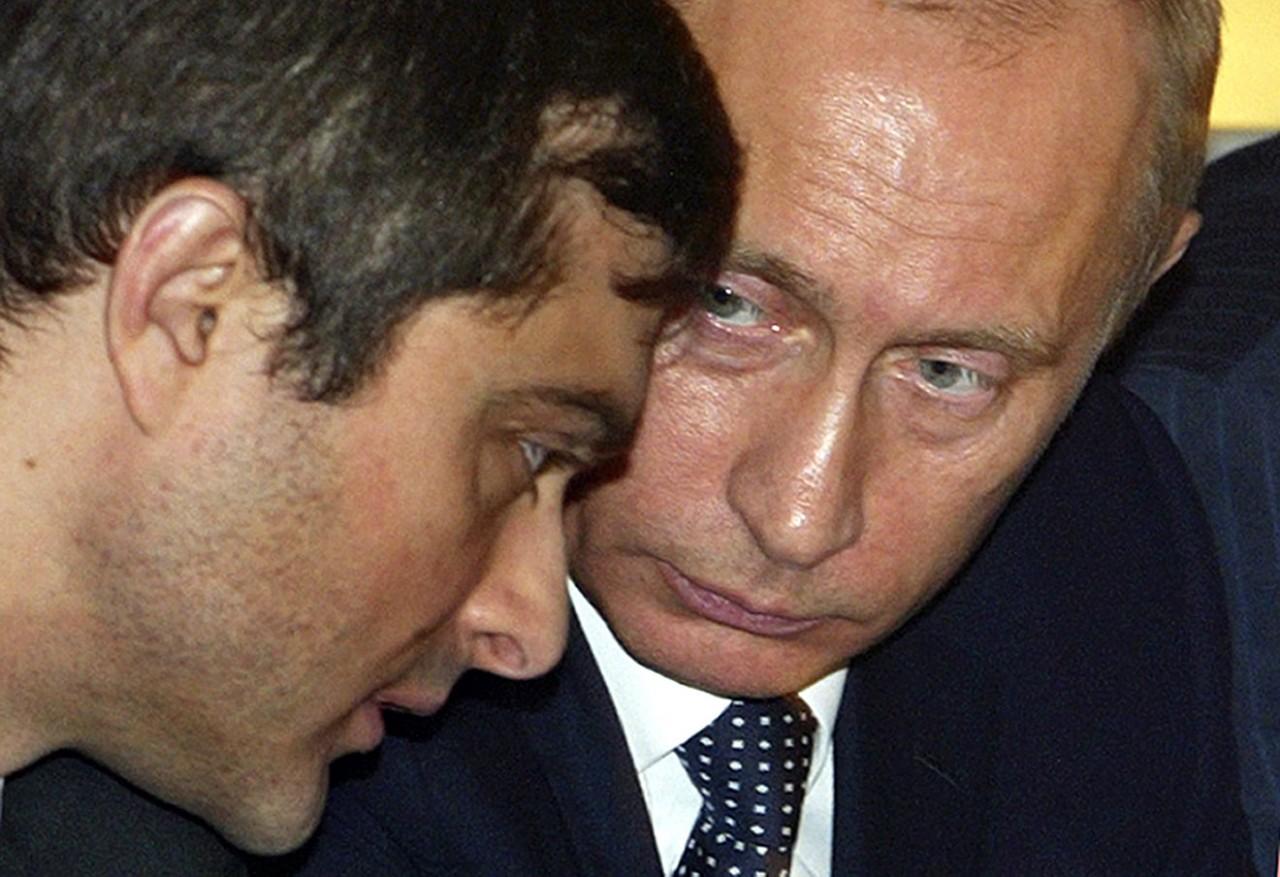 Долгое государство Путина - …