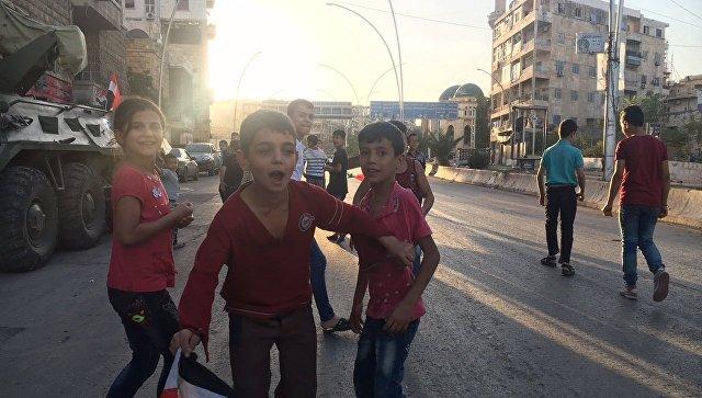 Сирия: боевые действия в Алеппо сошли на нет