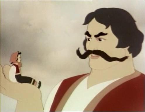 Советские мультфильмы: Ореховый прутик