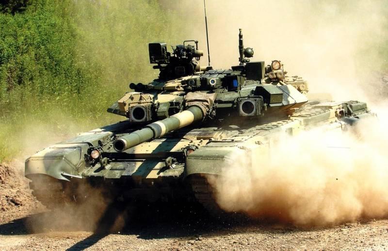 Т-90 завоевывает новые рынки Востока