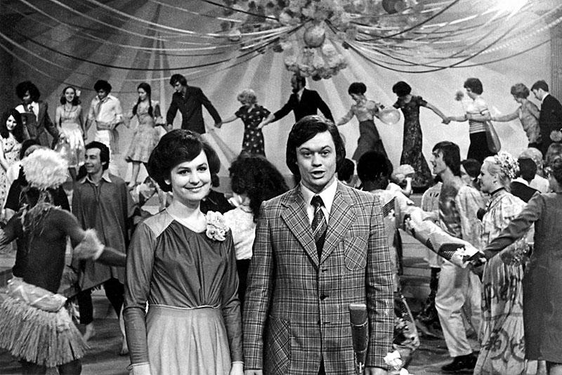Новый год в 70-е годы! Фото из СССР