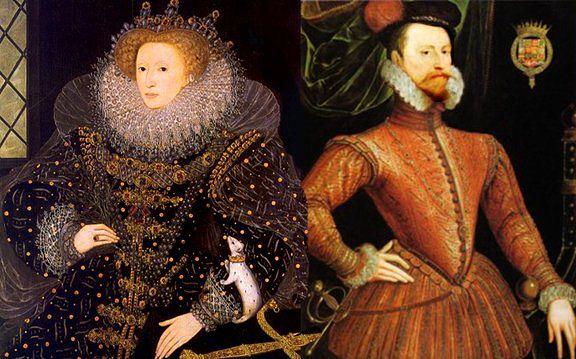 Елизавета I Английская – граф Роберт Лестер