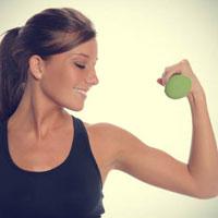 Силовые упражнения для женщин (видео урок)
