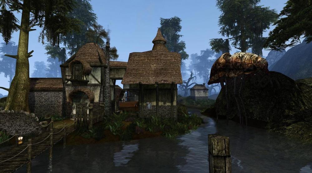 Как сделать The Elder Scrolls еще красивее