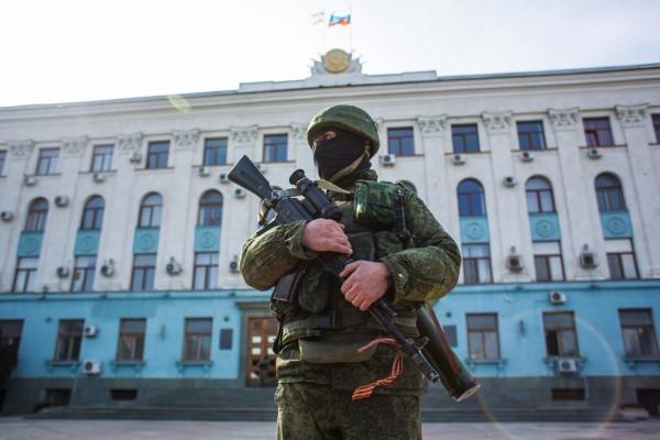 Украинский журналист рассказ…