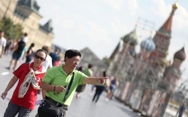 Собянин: Москву посещает уже 21 млн туристов, рост турпотока— 60%