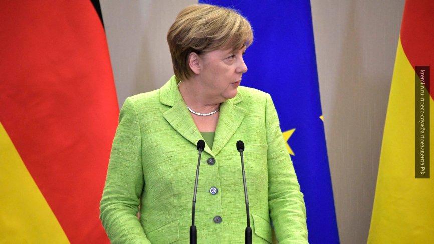 Эксперт ответил на слова Меркель о новых антироссийских санкциях
