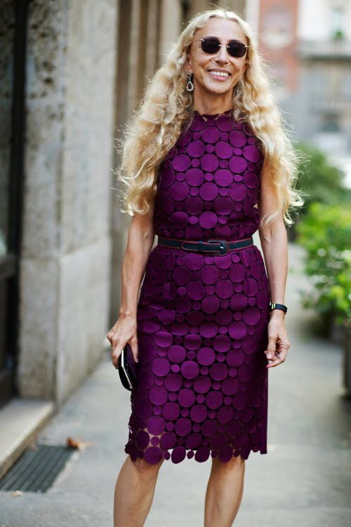 The legend, Franca Sozzani