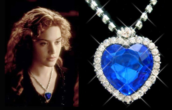 Проклятие бриллианта «Сердце океана»: существовал ли на самом деле знаменитый кулон из фильма «Титаник»?
