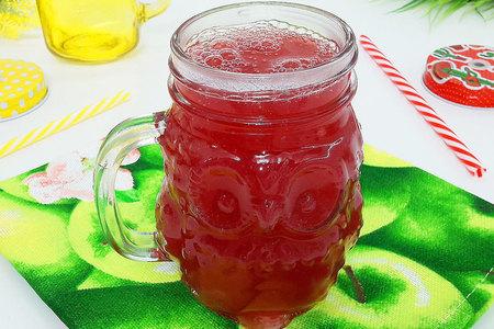 Фото к рецепту: Русский кисель из замороженных ягод и крахмала, как у бабушки