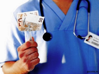 Опросы 2016 и 2017 гг. показали, что население готово доплачивать  за услуги высокого качества медиков