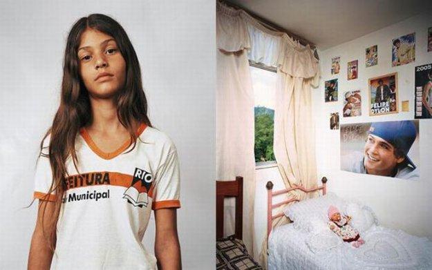 Документальная фотография: Где спят дети