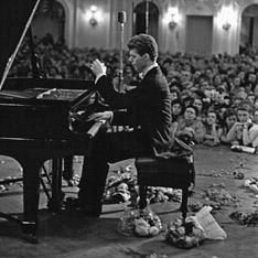Скончался знаменитый пианист Ван Клиберн