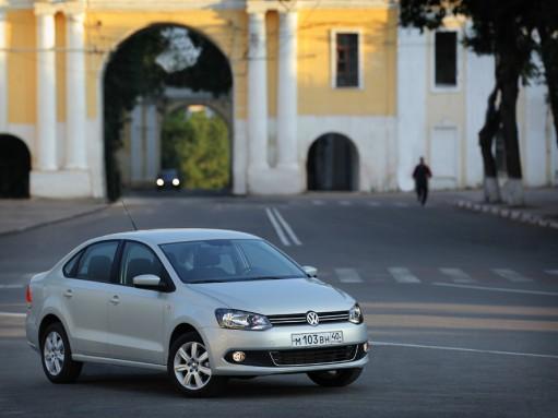 Volkswagen снизил цены на ряд моделей по случаю юбилея производства полного цикла в России