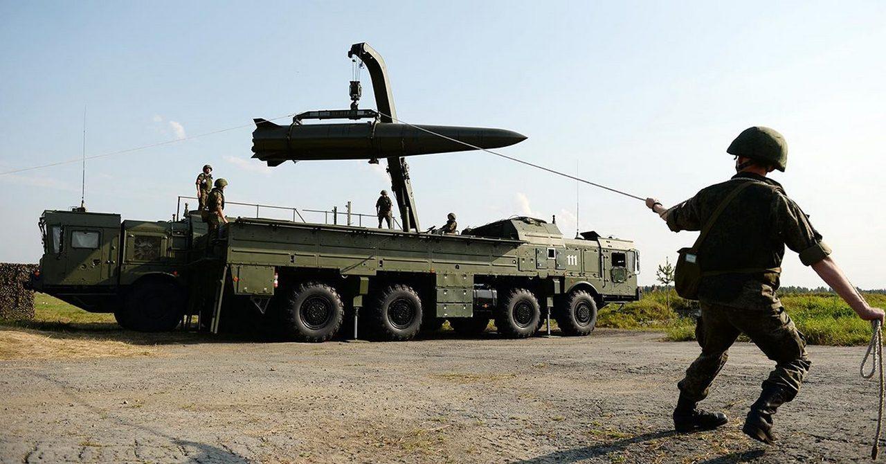 Ракеты в Калининграде и футб…