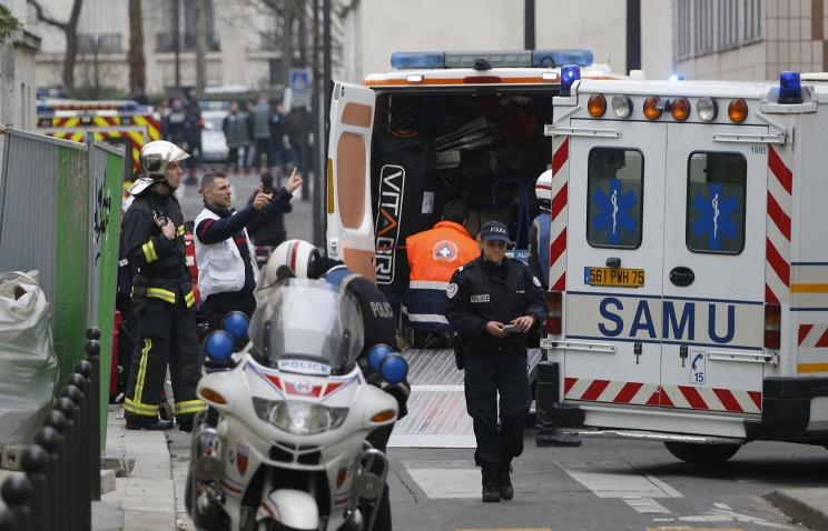 ТАСС: Путин выразил соболезнования родным и близким жертв теракта в Париже