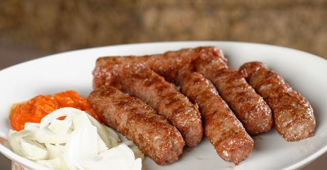 Фрикандели — домашние колбас…